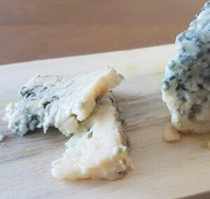 Blue des Causses, pluk de kaas